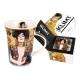 Skodelica za čaj Klimt, darila za rojstni dan, poslovna darila