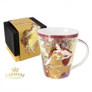 Skodelica za čaj, Mucha, darila za rojstni dan, poslovna darila, kaj kupiti za darilo, darila za obletnico