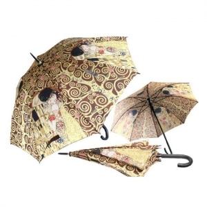 Dežnik, Klimt, darila za rojstni dan, poslovna darila, kaj kupiti za darilo, darila za obletnico, kaj kupiti za rojstni dan