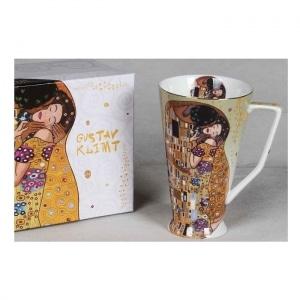 Skodelica za čaj, Klimt, darila za rojstni dan, poslovna darila, kaj kupiti za darilo, darila za obletnico, kaj kupiti za rojstni dan