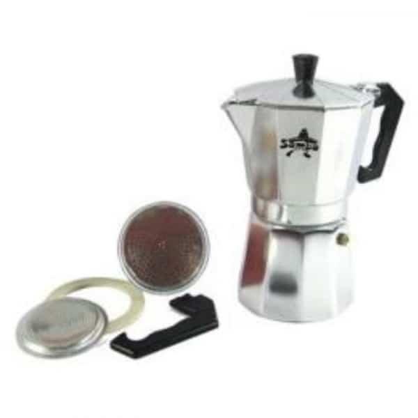 kafetiera, priprava kave, darilo