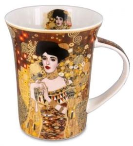 portret Adele Bloch-Bauer, Gustav Klimt, secesija, zanimivosti, skodelica, darilo