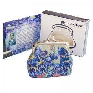 denarnica, van Gogh, darilo za rojstni dan, darilo za božič, darilo za mamo, kaj podariti, izvirno darilo